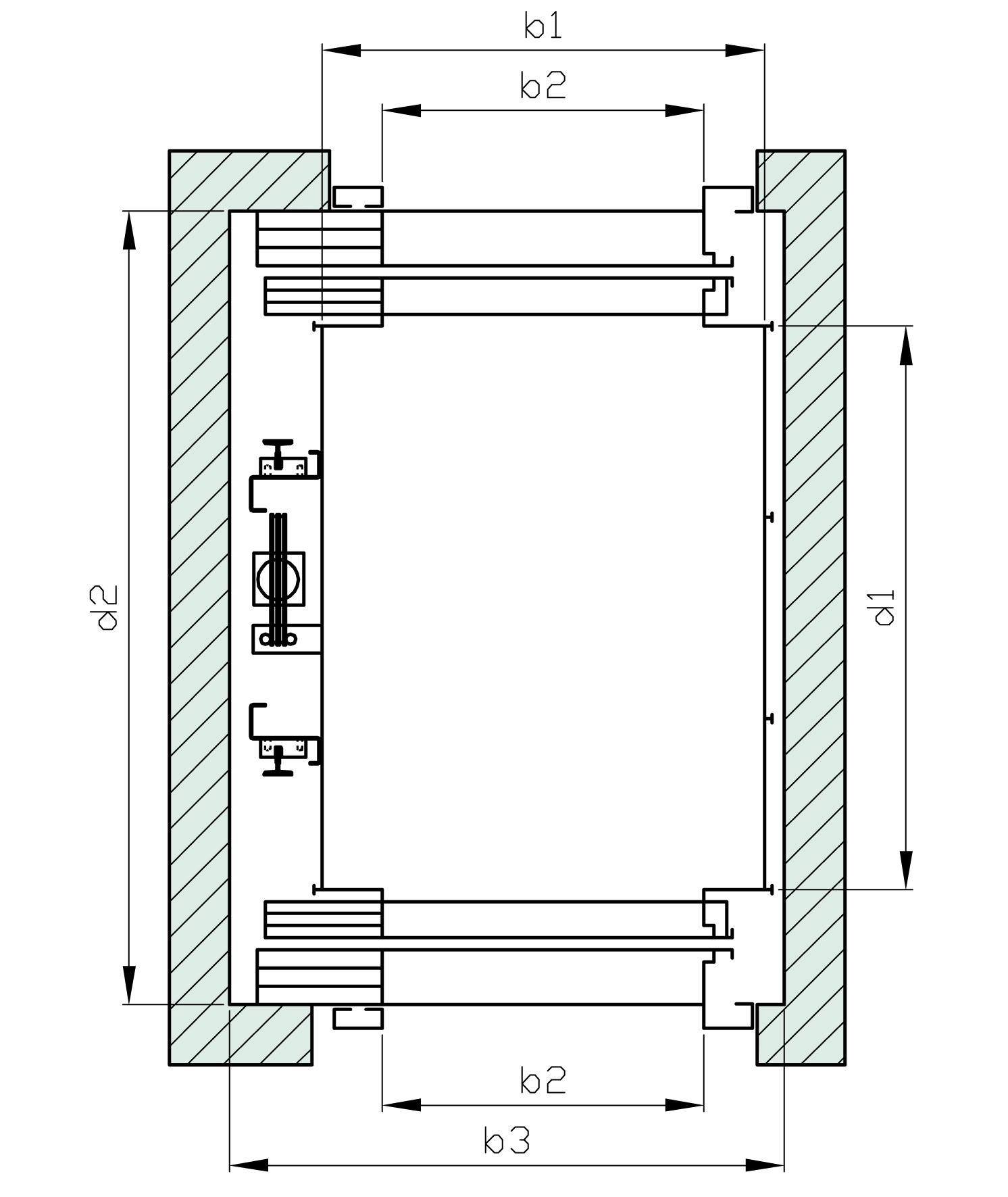 Home elevator dimensions -  Home Elevator Dimensions