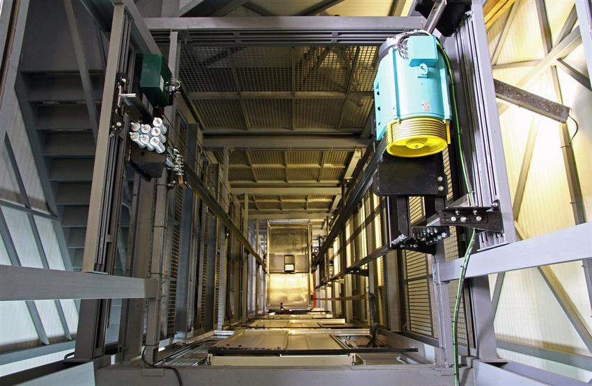 Mrl W Line New Machine Roomless Lift System Range From Wittur