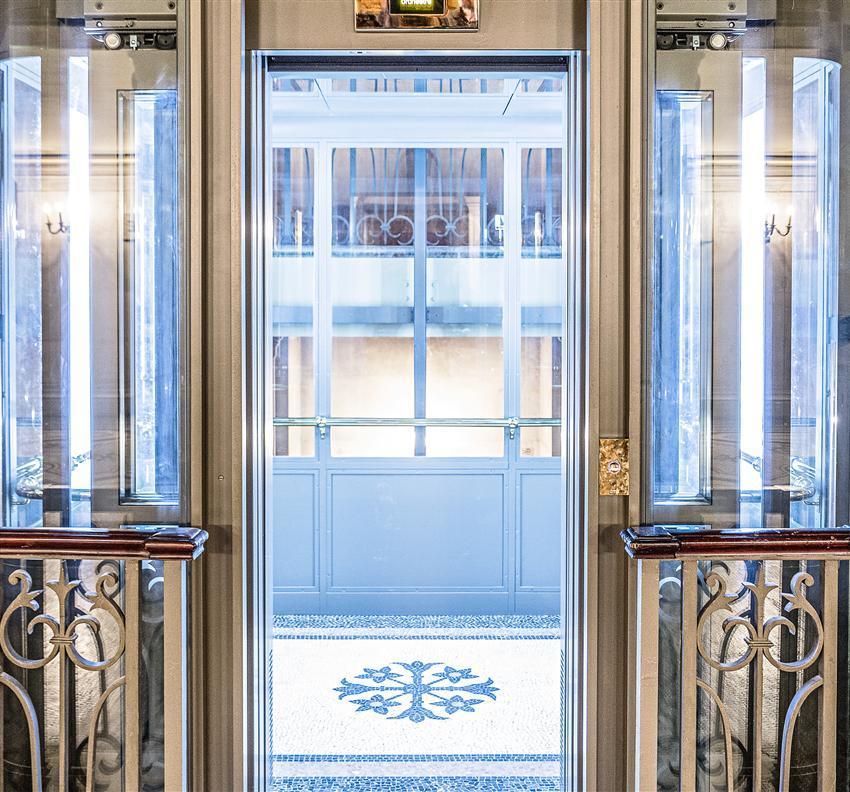 Palais Garnier - Paris, France - Wittur - Safety in motion