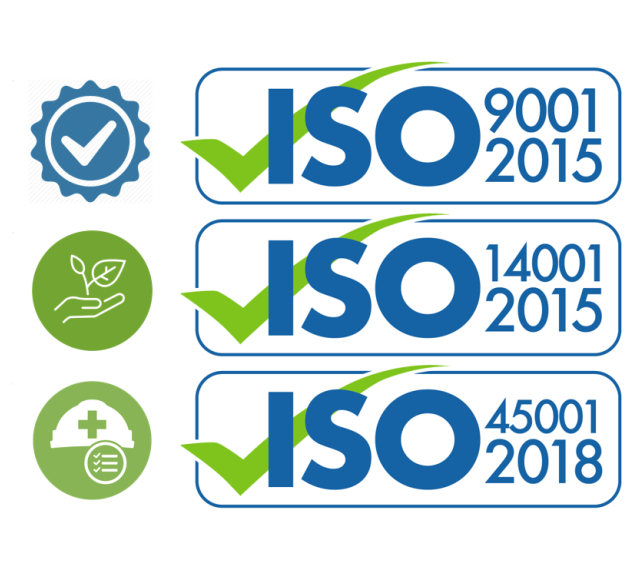 Wittur obtains ISO 45001:2018 certification of all his