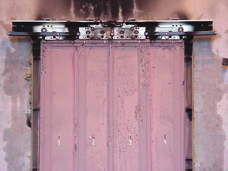 CE Center - Design Alternatives to the Enclosed Elevator ...  |Elevator Fire Door