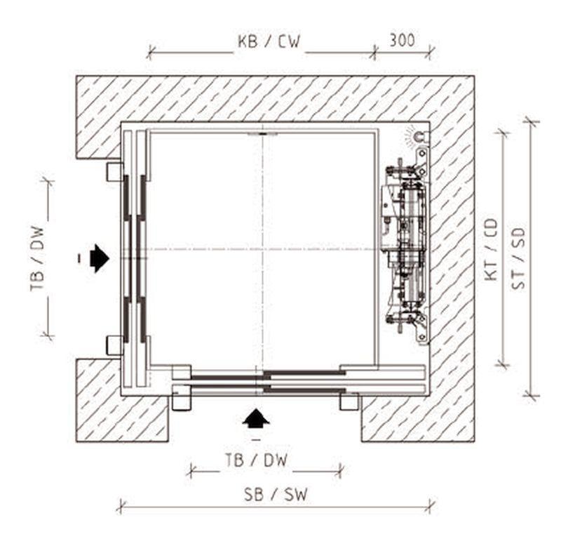 homelift quartz von lm liftmaterial. Black Bedroom Furniture Sets. Home Design Ideas