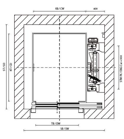 Home Lift QUARTZ from LM Liftmaterial