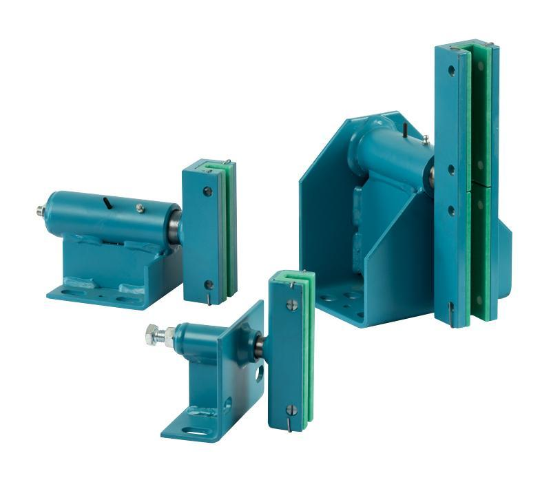 Sliding guide shoes slg wittur safety in motion for Porte lift and slide