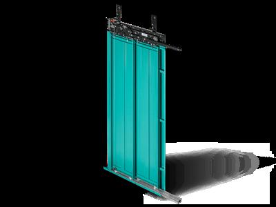 Landing doors - Wittur - Safety in motion